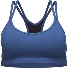 Black Diamond Separate Reality Naiset urheilurintaliivit , sininen
